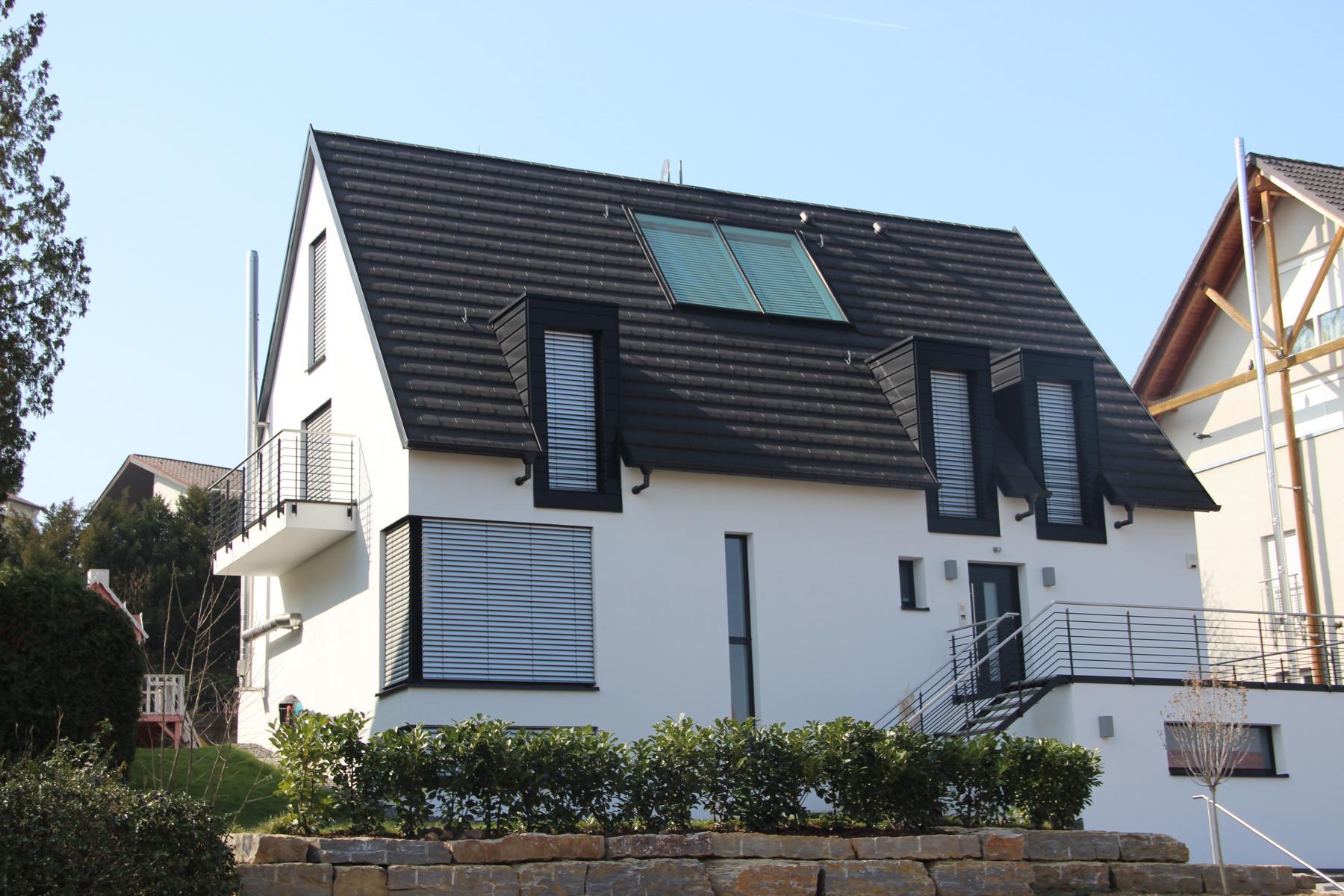 Moderne Architektenhauser Einfamilienhauser Massiv Gebaut