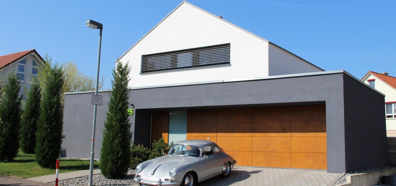 Moderne architektenh user einfamilienh user massiv gebaut - Moderne architektenhauser ...